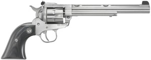 """Buy Ruger 0662 Single-Six Hunter 22LR/22Mag 7.5"""" 6rd Black Lam Wood Satin Stainless"""